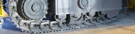 MT-Silesa Automation of Heavy Vehicles Crawler